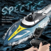 RC Car Jjrc S4 2.4G 25Km/H RC Remote Control Perahu Mainan 720 P HD