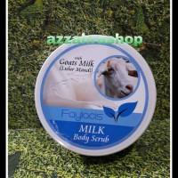 New Lulur Mandi Goats Milk Faylacis