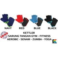 KETTLER Sarung Tangan Fitness Atau Sarung Tangan Gym Bisa Untuk Senam