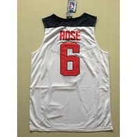 Adidas Jersey Bola Basket NBA DREAM ELEVEN ROSE S XXL # 6 (5PCS Bungk