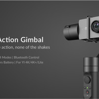 Original YI Action Gimbal 3-Axis Handheld Stabilizer for Action Camera