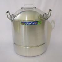 Panci Steamer Stock Pot 0.8 MM ( SPS33 ) ORCHID