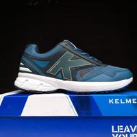 Sepatu Original Kelme Seattle Flat Running / Blue White / Gym