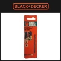 Black + Decker Mata Bor 4mm HSS Metal Drill Bit (A8068)