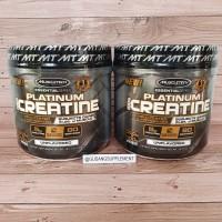 Muscletech Platinum Creatine 5000 mg 80 Serving 400 Gram Harga