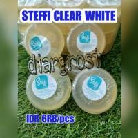 STEFFI CLEAR WHITE