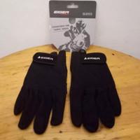 sarung tangan motor eiger new riding glove basic full