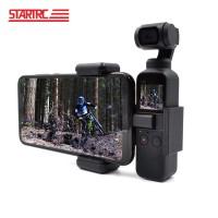 Startrc DJI OSMO POCKET handheld camera Phone Holder Bracket Fixed
