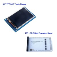 32 inch TFT LCD Display Screen Touch Panel with ILI9341 Controller