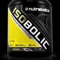 Nutrabolics Nutrabolic Iso Bolic Isobolic 5lbs Protein Isolate Fatbu