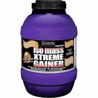 UN Ultimate Nutrition Iso Mass Mas Isomass Xtreme Extreme Gainer 10