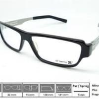 Kacamata Frame Ic! Berlin Haytham Chrome