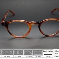Kacamata Frame Oliver Peoples O Malley OV5183 1171L