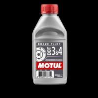 MOTUL BRAKE FLUID DOT 3 & 4 | 3&4 | PELUMAS OLI REM | OIL | REPSOL
