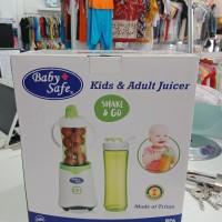 Baby Safe Kids and adult juicer