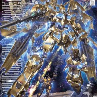 MG 1/100 RX-0 Unicorn Gundam 03 Phenex - Gundam UC: One of Seventy Two