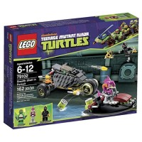 Lego 79102 TMNT Stealth Shell In Pursuit