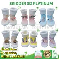 Skidder 3D Platinum / Sepatu Anak / Sepatu Bayi