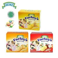 Heinz Farley's Biskuit Kemasan 120gr / Biskuit Makanan Bayi Farley