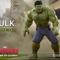 Hot Toys Hulk Age of ultron Deluxe