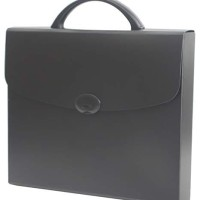 KOKUYO KUKE-774D Document Hard Case With Handle A4