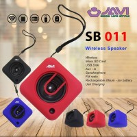 Speaker Portable JAVI SB 011