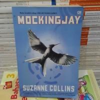Buku novel mocking jay suzanne collins
