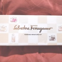 Parfum Original Salvatore Ferragamo Feminine Miniature Kit 5ml x 5Pcs
