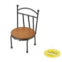 Tokyo 1 Miniatur Kursi Kecil Round-Wire Wood Chair (172112)