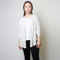 White Mode Kiley Cardigans - XL