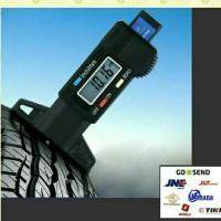 alat ukur ketebalan ban mobil motor digital thread depth gauge tire