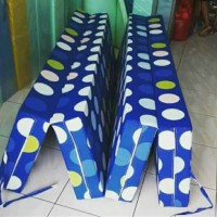 Kasur busa inoac original custom lipat 4/3/2 ukrn 200x145x15 cm