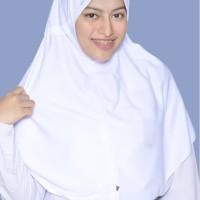 Kerudung Sekolah Innova Lx (M) Rabbani Hijab Jilbab Scarf Khimar New