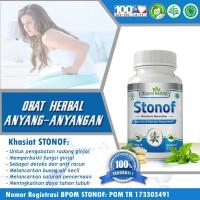 Stonof - Obat Herbal Meluruhkan Batu Ginjal, Anyang Anyangan, ISK