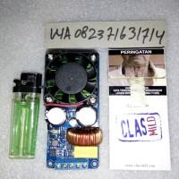 Power Amplifier Clas D HiFi Power AMP Board IRS2092S 500W Mono Channel
