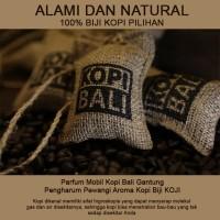 Parfum Kopi Bali / Pengharum Kopi Gantung / Pewangi KOPI ORIGINAL