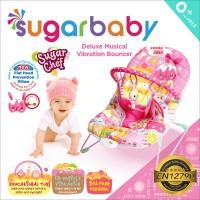 Sugar Baby Deluxe Musical Vibration Bouncer 1 Recline - Sugar Chef