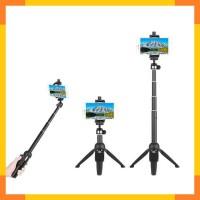 Tongsis + Tripod YT- 9928 Yunteng Bluetooth 2 in 1