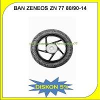 BIG PROMO BAN MOTOR MATIC ZENEOS ZN 77 90 90 14 Diskon