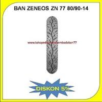 DISKONAN BAN MOTOR MATIC ZENEOS ZN 77 80 90 14 Berkualitas