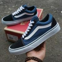 vans Shoes Navy pria