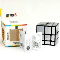 Rubik Mirror 3x3 Moyu MoFangJiaoShi Mirror Cube