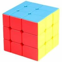 Rubik Mirror 3x3 Moyu MofangJiaoshi Mirror Cube Stickerless