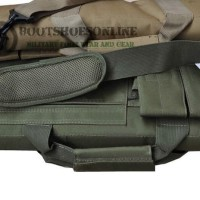 New Tas tactical gunbag 911 rifle backpack import with magazine pouch