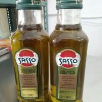 Minyak Zaitun SASSO Extra Virgin Olive Oil isi 250ml