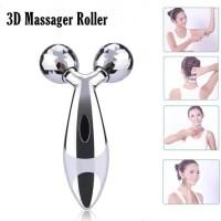 3D Massager alat pijat roller 3 D pijit body wajah refleksi