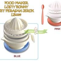 MAK122 FOOD MAKER LUSTY BUNNY SET PERASAN JERUK LB1334