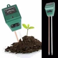 Alat 3in1 pengukur asam basa kelembaban tanah