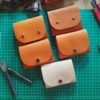 Card Holder / Dompet Kartu Kulit Asli / Leather Card Holder