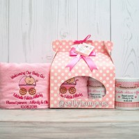 Souvenir Baby Michelle/Hampers/One Month Baby (pesanan khusus Vera)